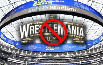 WWE WrestleMania 37 NOT LISTED In Upcoming SoFi Stadium Events