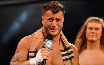 MJF Wonders If AEW Fans Are 'Too Clouded With Hate' To Realize He's A Future Legend