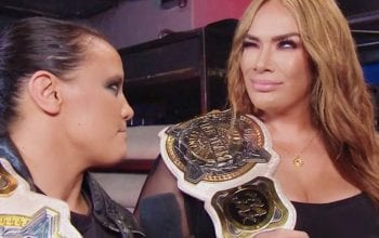 Nia Jax & Shayna Baszler Aren't Worried About Losing Their Titles On WWE NXT