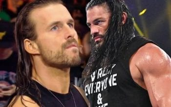 Roman Reigns Wants Match Against Adam Cole