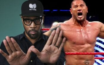 WWE Rejected Wu-Tang Clan's RZA's Offer To Rap On Batista's Entrance Music For Free