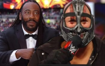 Retribution's T-Bar Explains Why They Will Never Harm Booker T
