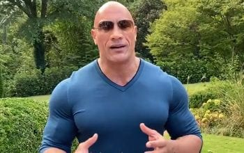 The Rock Officially Endorses Joe Biden For President Of The United States