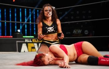 Ivelisse Continues Blaming Thunder Rosa For AEW Firing Her