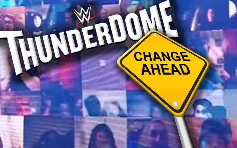 thunderdome-change-ahead