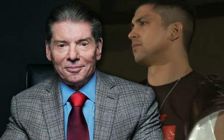 TJ Perkins Reveals Conversation With Vince McMahon Before