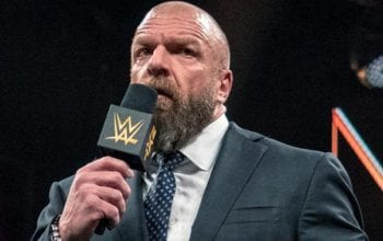 Triple H Says WWE NXT Is 'Happy' Staying On Wednesday Nights