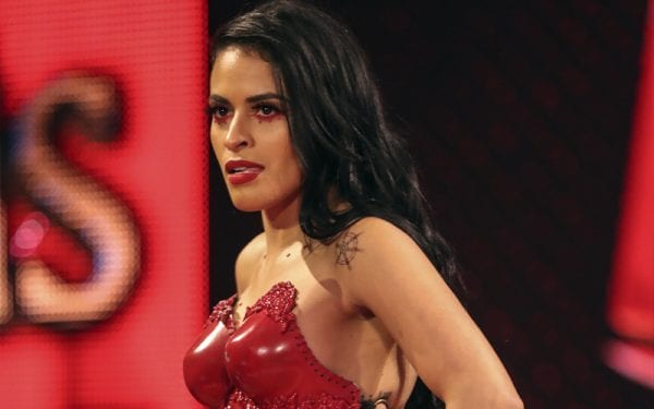Zelina Vega vs Asuka Yet To Be Official For WWE Clash Of Champions 2020 1