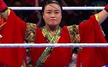 Meiko Satomura Is Headed To WWE