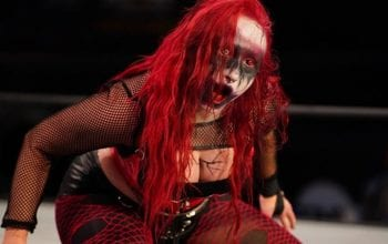 New Details On Abadon's Injury During AEW Dynamite Tapings