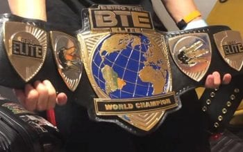 Finals Set In Being The Elite Championship Title Tournament