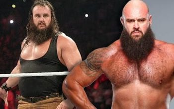 Braun Strowman Blown Away By His Own Physical Transformation