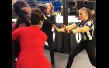Vickie Guerrero Releases Cell Phone Footage From Inside Brawl On AEW Dynamite