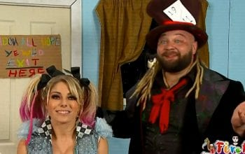 Bray Wyatt & Alexa Bliss Throw A Twisted Tea Party On WWE RAW