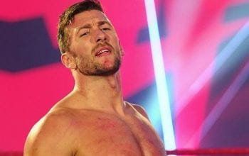 WWE Changes Up Brendan Vink's Name