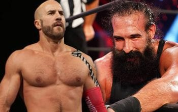 Brodie Lee Explains How Cesaro Saved His Chances Of Being Hired By WWE