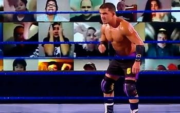 WWE Duplicated Fans In ThunderDome During SmackDown This Week