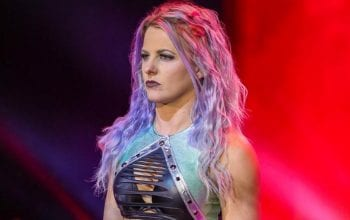 Candice LeRae Receives Big Props During WWE Performance Center Training