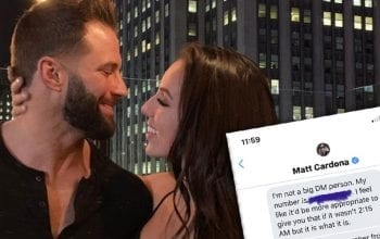 Chelsea Green Reveals First DMs She Received From Matt Cardona