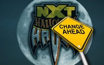 WWE NXT Halloween Havoc Might Be Altered Due To Mass Quarantining
