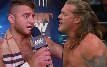 Chris Jericho Talks Giving MJF Notes To Improve His Storytelling
