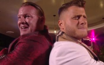 Watch Entire Chris Jericho & MJF 'Le Dinner Debonair' Musical Number From AEW Dynamite