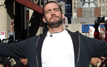 CM Punk Reveals Who He Wishes He Could've Wrestled During His Career