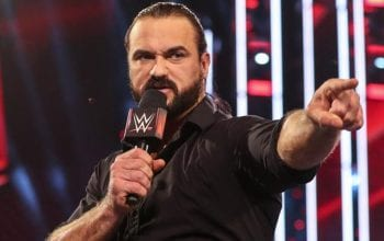 Drew McIntyre Discussed For Major WWE WrestleMania Match