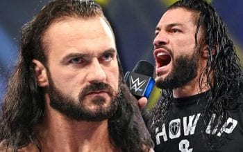 Roman Reigns vs Drew McIntyre Expected For WWE Survivor Series