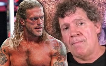 Edge Shares Incredible Story About Tracy Smothers Helping His Career