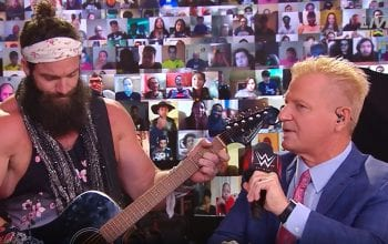 Elias Calls Jeff Jarrett A Junkie On WWE Hell In A Cell Kickoff Show