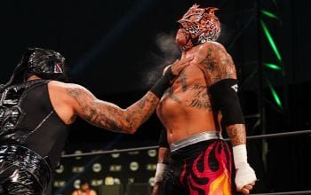 Who Made The Call To Pull Fenix From AEW #1 Contender Tournament