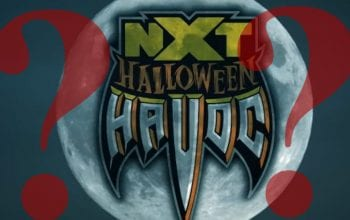 Status Of WWE NXT Halloween Havoc Is Still 'To Be Determined'