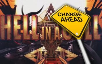 WWE Made HUGE CHANGE To Hell In A Cell Main Event Finish