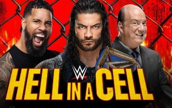 WWE Hell In A Cell 2020 Full Card (So Far) & Start Time