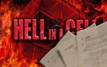 WWE Cutting It Down To The Wire With Hell In A Cell Script