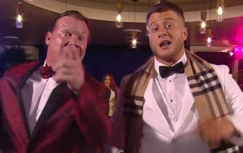 AEW Had Last Minute Issues With Le Dinner Debonair Musical Segment