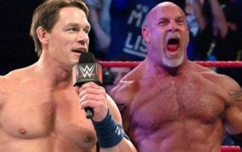 WWE Not Planning John Cena Or Goldberg Return Any Time Soon