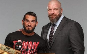 Triple H Is A Fan Of The 'Gargano Way'