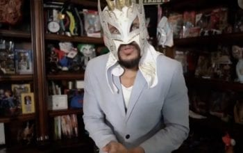 Kalisto Shoots On Lucha House Party In New Video Promo