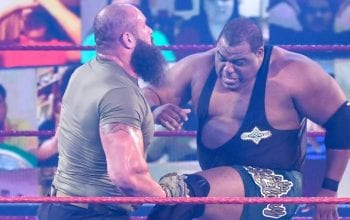 Braun Strowman Wants To Get His Hands On Keith Lee Again