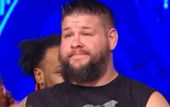 Kevin Owens Reveals Where He Was During WWE Hell In A Cell
