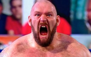 Terrible News On Vince McMahon's Vision For Lars Sullivan On WWE SmackDown