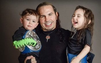 Private Party Wants To Face Matt Hardy's Sons The 'Baby Hardy Boyz'