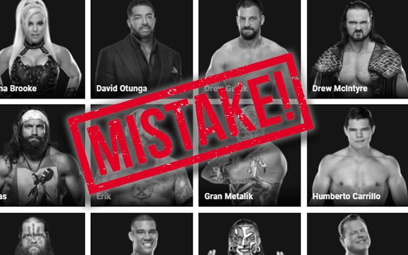 mistake-wwe-website