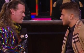 Chris Jericho vs MJF Booked For AEW Full Gear With HUGE Stipulation