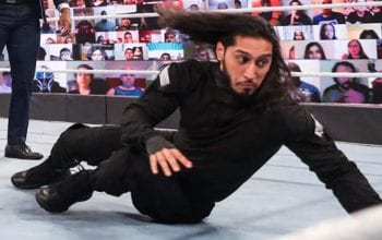 Mustafa Ali 'Loves' Getting Yelled At Over A Show He Doesn't Write