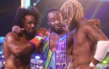 Big E Talks Kofi Kingston & Xavier Woods Supporting His WWE Singles Run