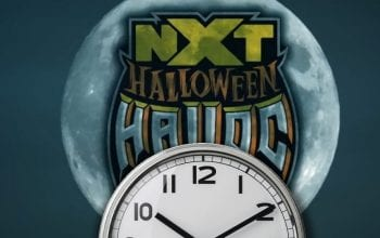 WWE Getting Extra Time For NXT Halloween Havoc