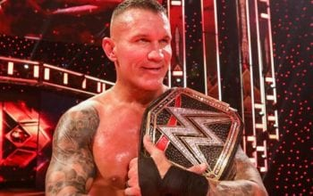 WWE's Plan For Randy Orton As Champion
